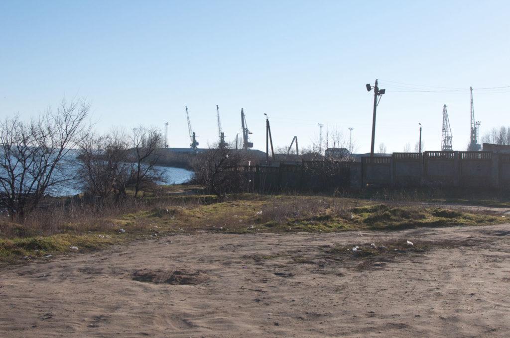 Белгород -Днестровский порт